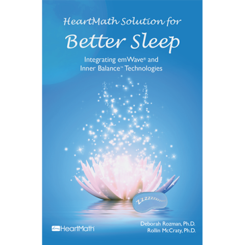Better Sleep book